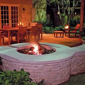 Backyard, Landscaping, Ideas-attractive, Fire, Pit, Designs, -, Homesthetics