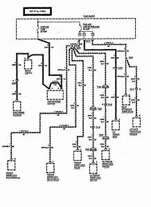 Chevrolet Astro  1994  - Wiring Diagrams
