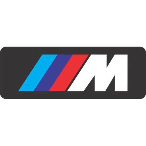 logo bmw m bmw m logo iron on sticker bmw m cad 2 00