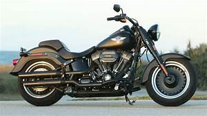 Harley Davidson Fat Boy S Biken Wie Der Terminator