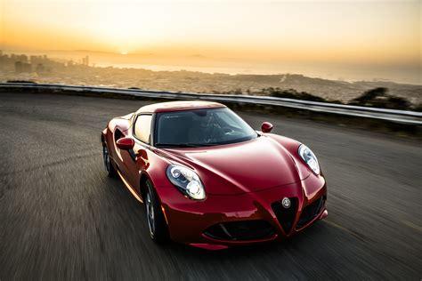 U.s. Alfa Romeo 4c Trailer Released