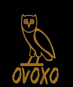 HOODIE HOODED SWEATSHIRT DRAKE OVOXO GOLD OWL HIP HOP MUSIC