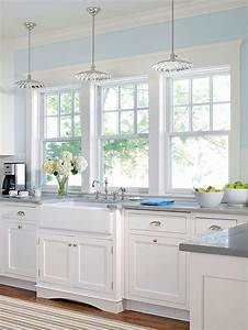 Trend alert 5 kitchen trends to consider home stories a for Kitchen colors with white cabinets with art for large living room wall