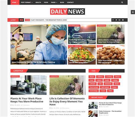 Newspaper Theme 11 Best Newspaper Themes For 2018 Siteturner