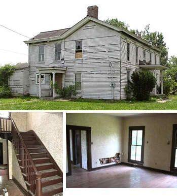 farmhouse for sale in indiana for sale benton jacob farmhouse jeffersonville indiana 1 forgotten places