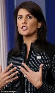 Nikki Haley talks up North Korean sanctions package ...