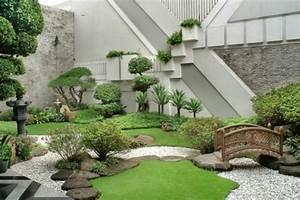 Deco Jardin Japonais : belle d co jardin japonais ~ Premium-room.com Idées de Décoration