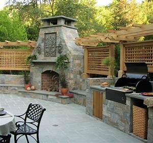 Outdoor, Kitchen, Design, Image, By, Natalie, Flemington, On, Love