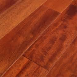 royal mahogany hardwood andirobe wood flooring prefinished floors