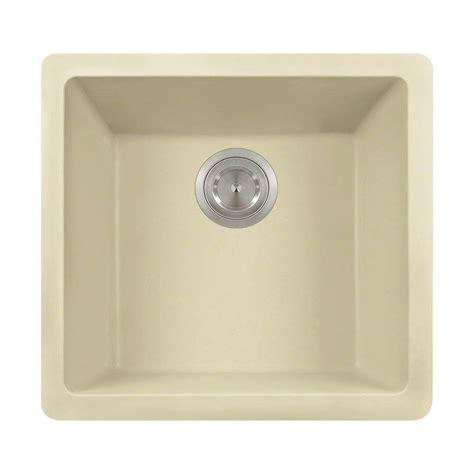 kitchen sinks direct mr direct undermount composite 18 in single bowl kitchen 3004