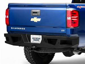 How To Install Barricade Extreme Hd Rear Bumper  07