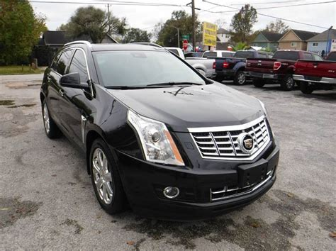 Cadillacs For Sale In Houston by Cadillac Srx For Sale In Houston Tx Carsforsale