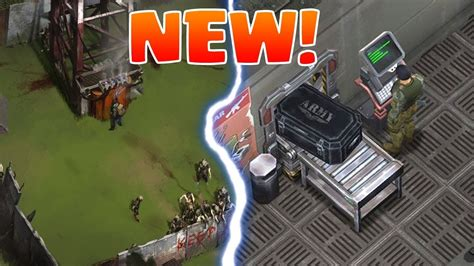 floor l last day on earth radio tower in progress new update last day on earth new floor lobby youtube