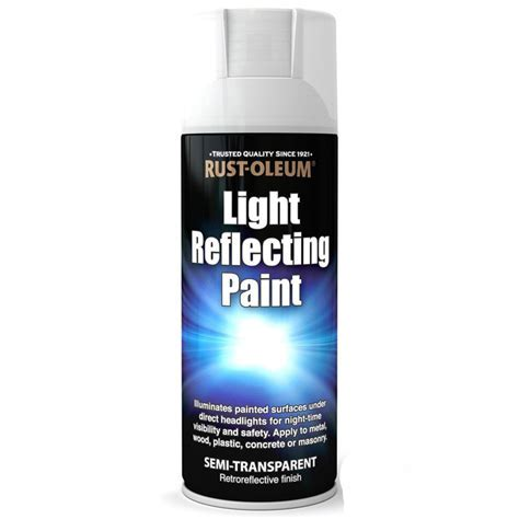 Rust Oleum Light Reflective Spray Paint   400ml   eBay