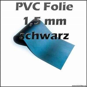Teichfolie 1 5mm : 12m breite x 1 5mm dicke pvc teichfolie schwarz ~ Eleganceandgraceweddings.com Haus und Dekorationen