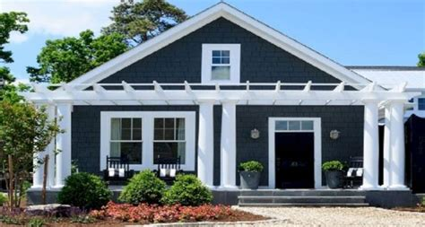 small house exterior paint color combination ideas home