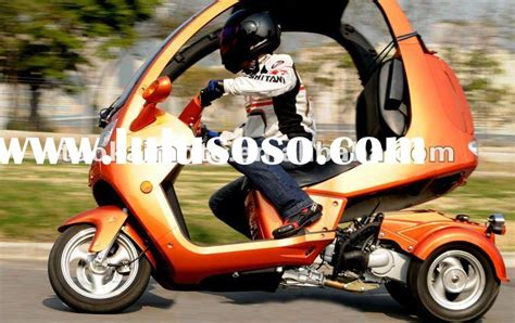 150cc Three-wheels Scooter With Roof/150cc Eec Trike