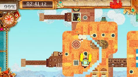 patchwork heroes game psp playstation