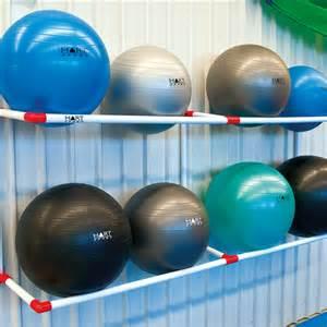 Foam Floor Mats Nz by Hart Swiss Ball Wall Rack Swiss Ball Racks Amp Accessories