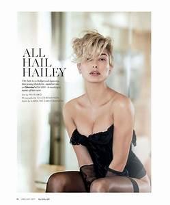 HAILEY BALDWIN for Maxim Magazine, June/July 2017 - HawtCelebs