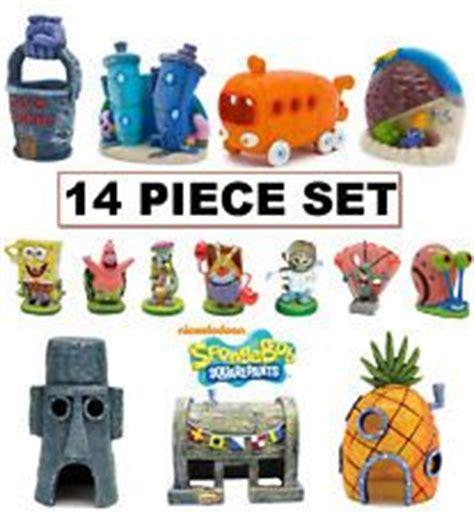 Spongebob Aquarium Decorating Kit by Fish Tank Themes Search Random