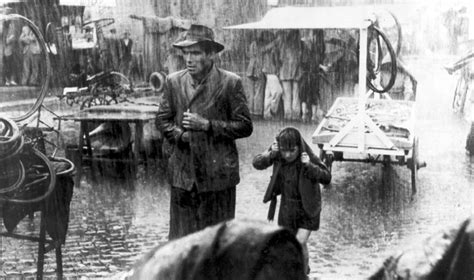 italian neo realist classic bicycle thieves