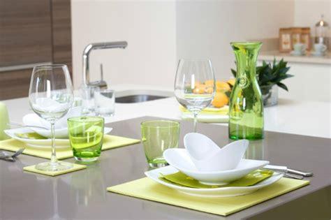 Kitchen Accessories In Green  Rumah Minimalis