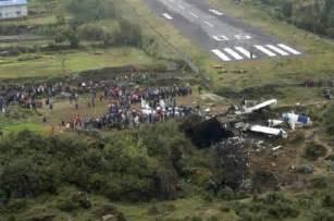 Lukla Airport Crash