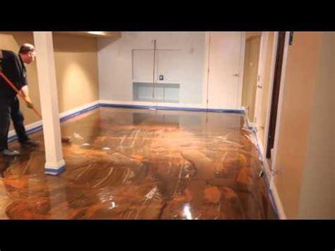epoxy flooring installation designer metallic epoxy floor installation doovi
