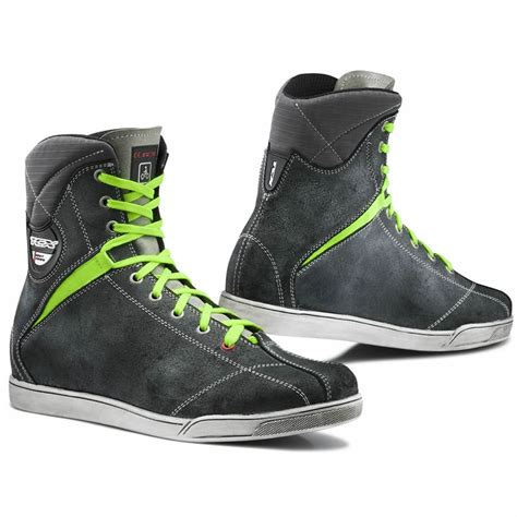 buy motorcycle waterproof boots tcx x rap mens lace up waterproof casual motorcycle riding