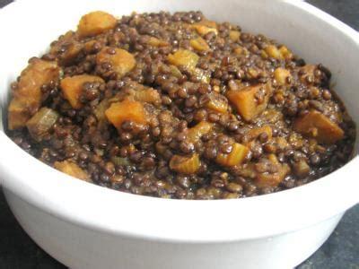 cuisine lentilles lentilles à la tomate à la marocaine supertoinette la