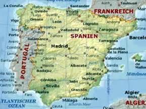 spanien fläche portugal die weingebiete und die korkherstellung