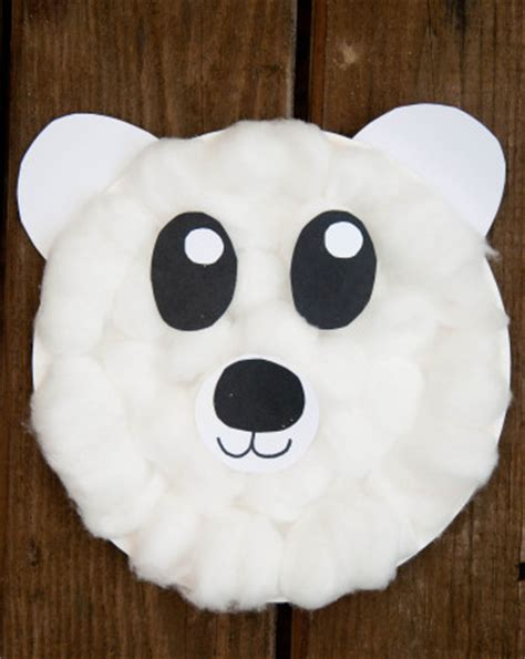 polar bear crafts for preschoolers polar craft activity education 976