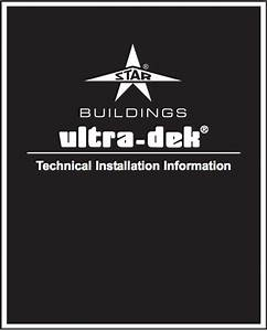 Find More At        Starbuildings Com  Pdfs  Manuals