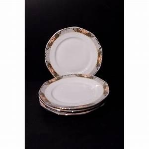 Lot D Assiette : lot d 39 assiettes en porcelaine ~ Teatrodelosmanantiales.com Idées de Décoration