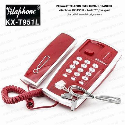 Vitaphone Pstn Kx Telephone Tokosigma