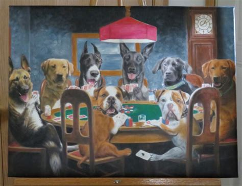 The Mona Lisa Of Dogs Of