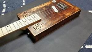 Container Gebraucht Kaufen Ebay : 6 string cigar box dobro resonator gitarre in bayern ~ Kayakingforconservation.com Haus und Dekorationen