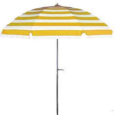 sunbrella yellow white stripe fabric