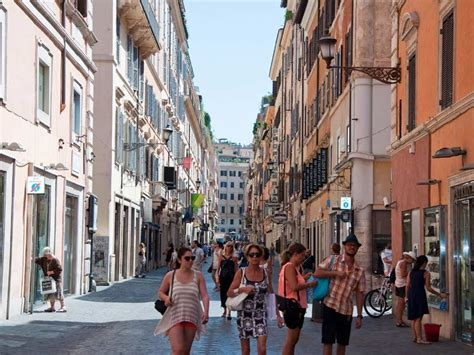 Shopping In Rome The Streets To Know Made In Italy
