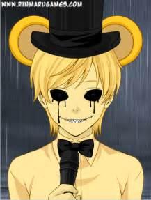 Golden Anime Freddy