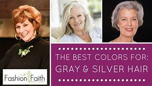 WHAT COLOR SHOULD I WEAR IF I HAVE GRAY HAIR SHARI