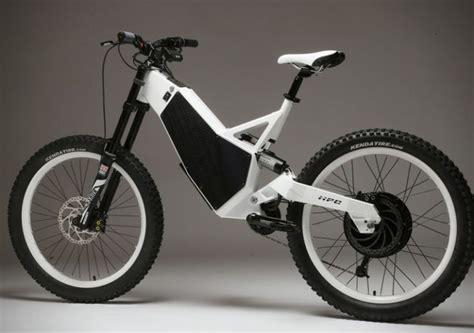 The .5k 'revolution X' E-bike Can Do 60 Mph