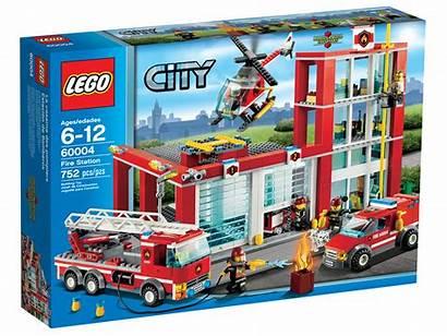 Fire Station Lego Wikia Pieces Sets Legos