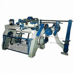 Barbed Wire Making Machine At Rs 145000   Per Unit