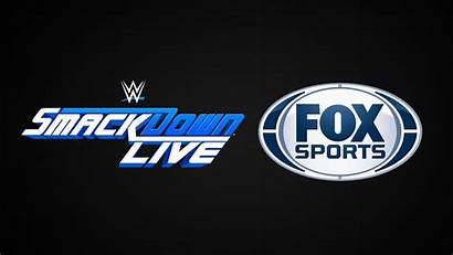 Fox Wwe Smackdown Sports Shows October