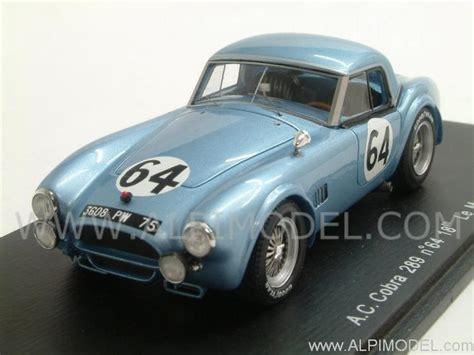 spark-model AC Cobra 289 #64 Le Mans 1964 Fraissinet ...