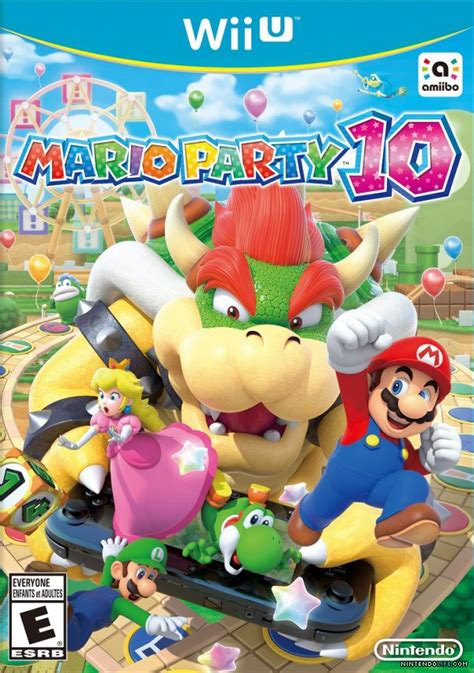 mario party    started  wii    march