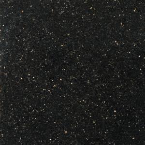 Emser Granite Galaxy Black Polished 1201 In X 1201 In