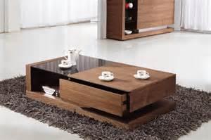 Metal Oval Coffee Table